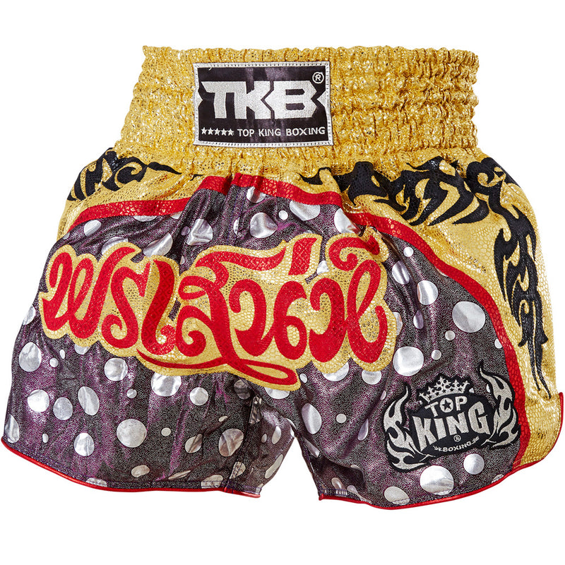 Top King Muay Thai Shorts [TKTBS-143]
