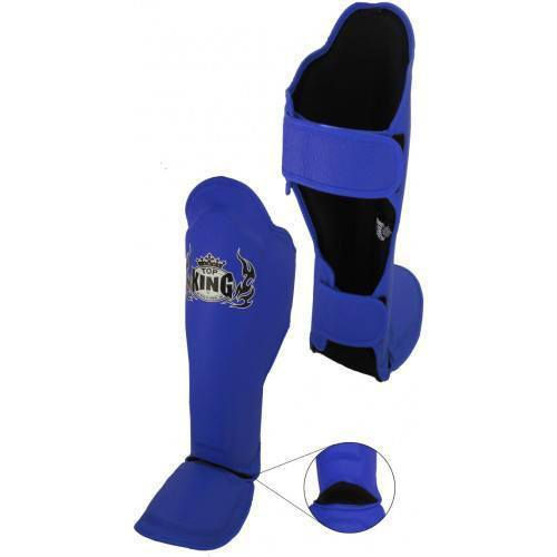 "Shin Guards - Top King Blue ""Pro"" Shin Guards"