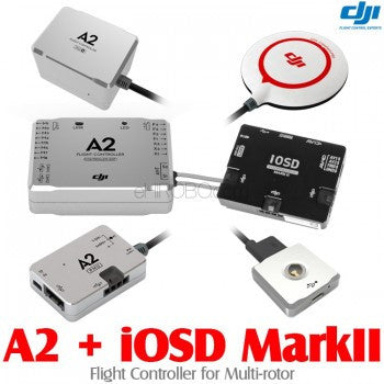 DJI A2 + iOSD Mark II Bundle