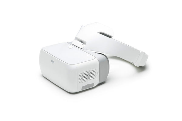 DJI Goggles for Immersive FPV with Head Tracking