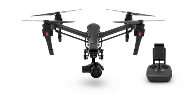 DJI Inspire 1 Pro BLACK Edition - Single Remote with X5 Camera (Limited)