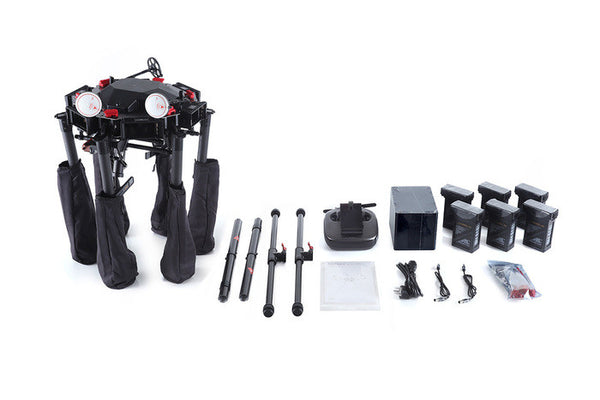 DJI Matrice 600 PRO Drone with Triple Redundancy GPS/IMU