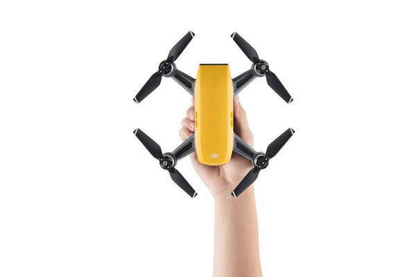 DJI Spark Drone (Sunrise Yellow)