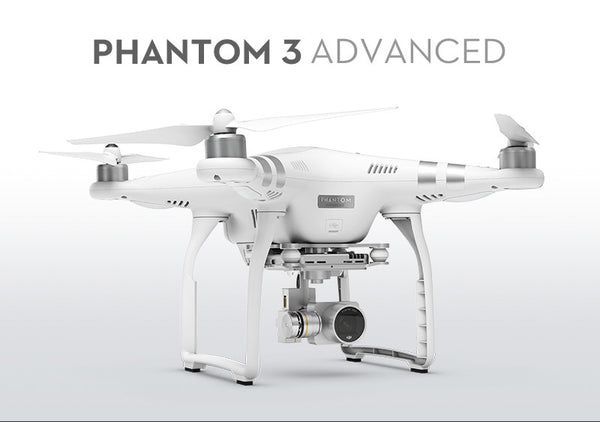 DJI Phantom 3 Advanced Ready to Fly Quadcopter Drone