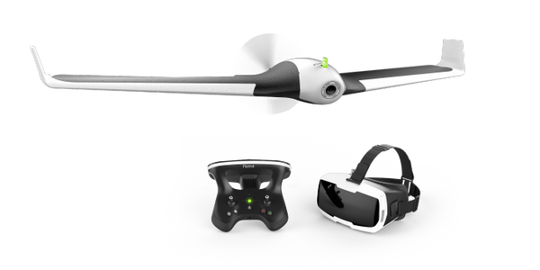 Parrot Disco Fixed Wing Drone with FPV Goggles