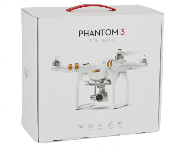 DJI Phantom 3 Professional - Quadcopter Drone