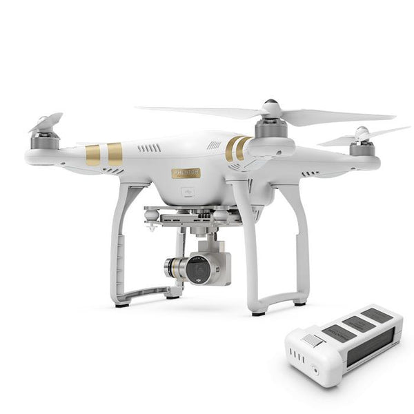 DJI Phantom 3 Professional with Extra Battery (limited promotion)