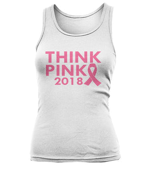 Think Pink 2018 Tank Top, Women