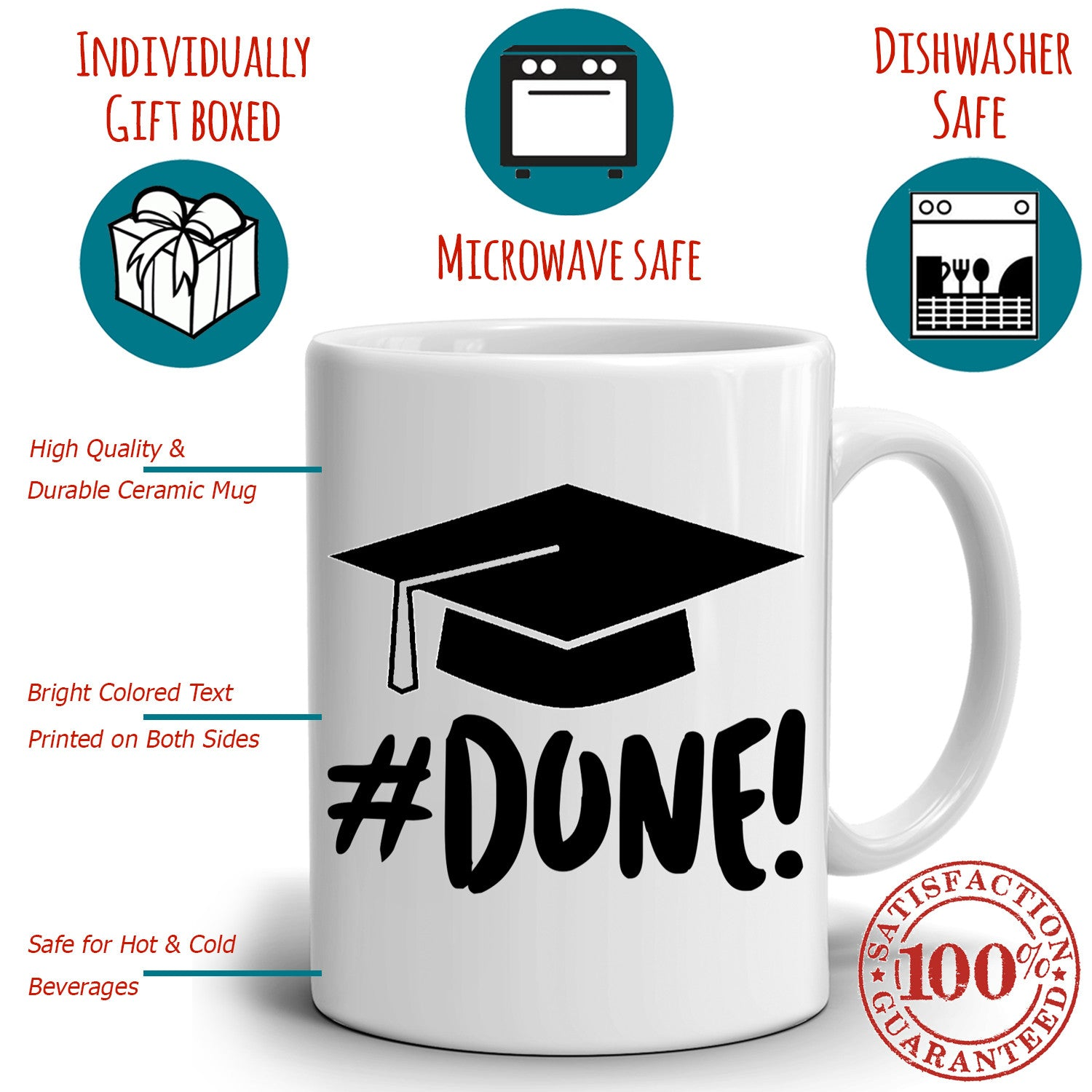 Iu0027m Done College and High School Grad Gifts Him and Her Graduation Gift  sc 1 st  Stir Crazy Gifts & Iu0027m Done College and High School Grad Gifts Him and Her Graduation ...