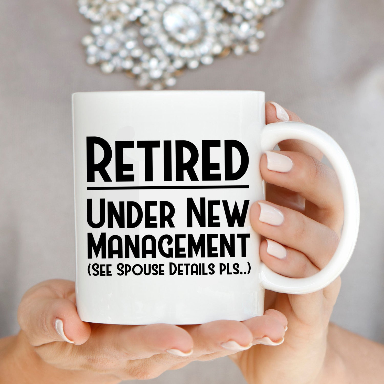 1dd099091f26 Funny Humorous Retirement Gag Gift Ideas for Nurse Teacher Firefighter  Coworkers and Boss Coffee Mug
