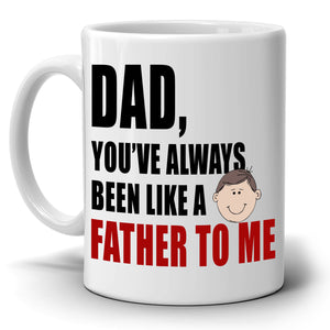 Best Uncle and Grandpa Mug Perfect Gifts for Fathers Day, Printed on Both Sides!