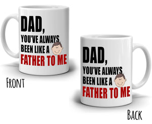 Best Uncle and Grandpa Mug Perfect Gifts for Fathers Day, Printed on Both Sides! - Stir Crazy Gifts