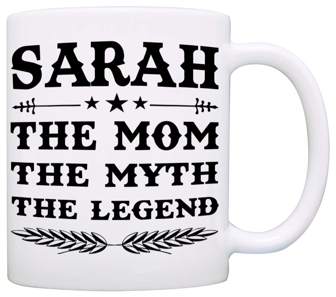 Personalized Mama The Mom Myth Legend Mug Perfect Gifts For