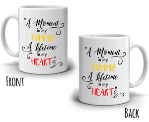 Cute Happy Mothers Day and Birthday Gifts for Moms Coffee Mug, Printed on Both Sides!