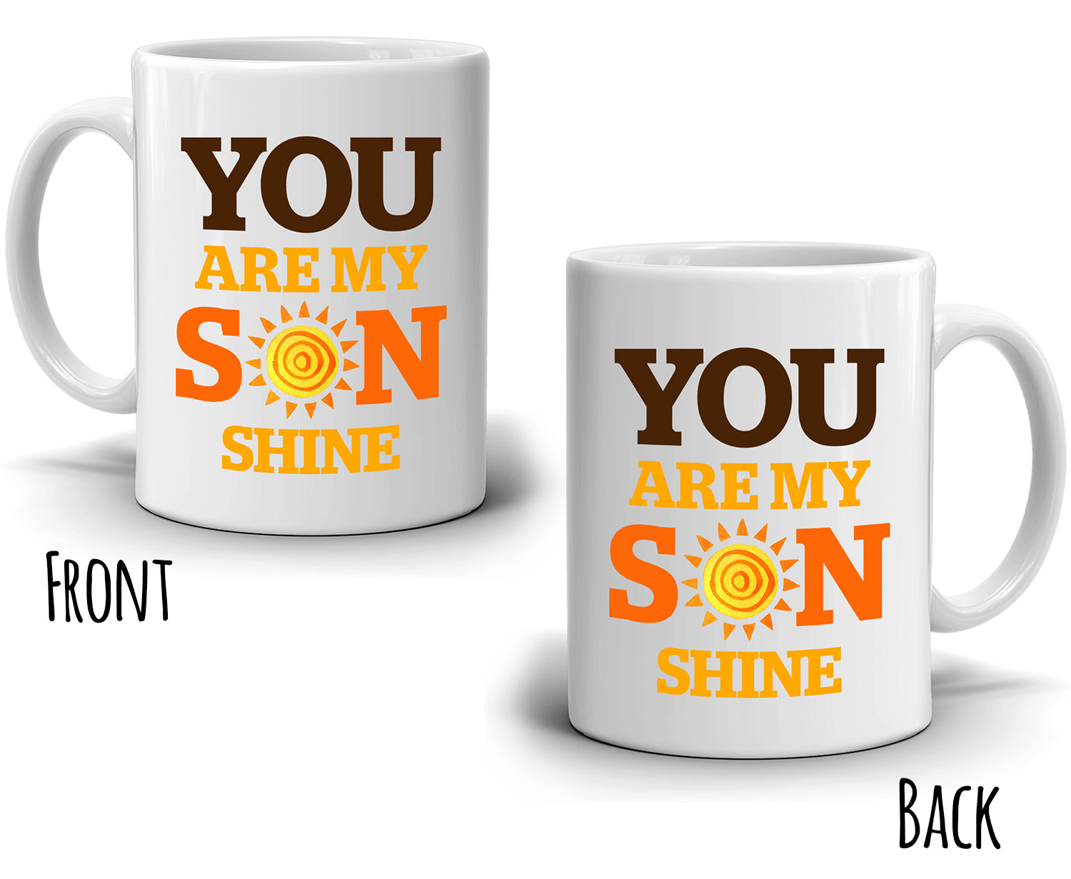 mothers gifts mug for daughters coffee cup i love my daughter printed stir crazy gifts. Black Bedroom Furniture Sets. Home Design Ideas