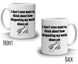 Funny College Graduation Gifts for Nursing Students Coffee Mug, Printed on Both Sides!