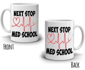 Funny Sarcastic Registered Doctors and Nurse Gifts Coffee Mug, Printed on Both Sides! - Stir Crazy Gifts