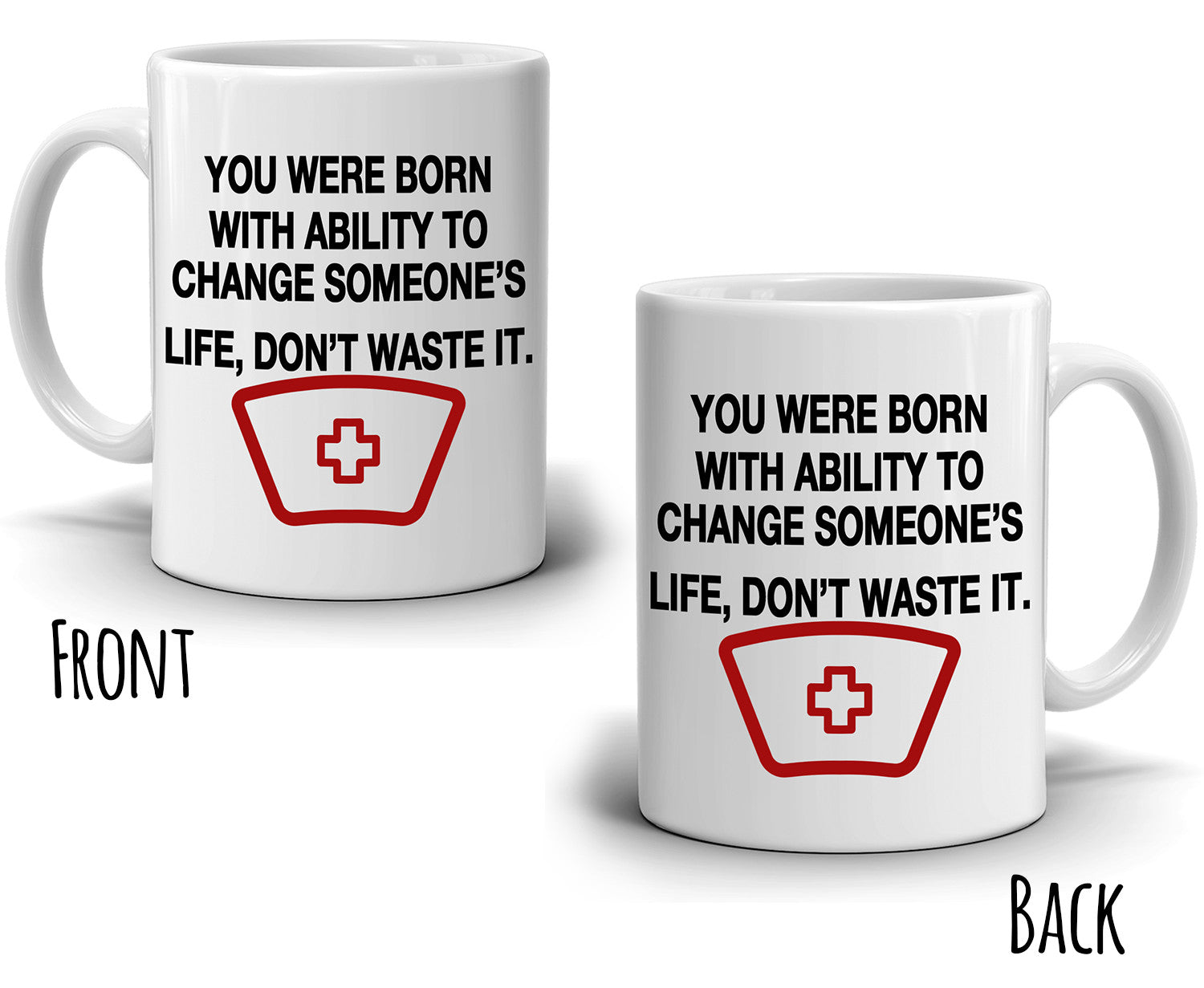 0f5c11c6aff Inspirational Doctors And Nurse Gifts Quotes Coffee Mug