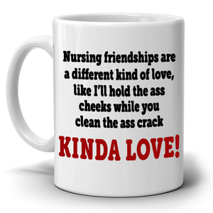 Funny RN Nursing Quotes for Registered Nurse Gifts Coffee Mug, Printed on Both Sides! - Stir Crazy Gifts