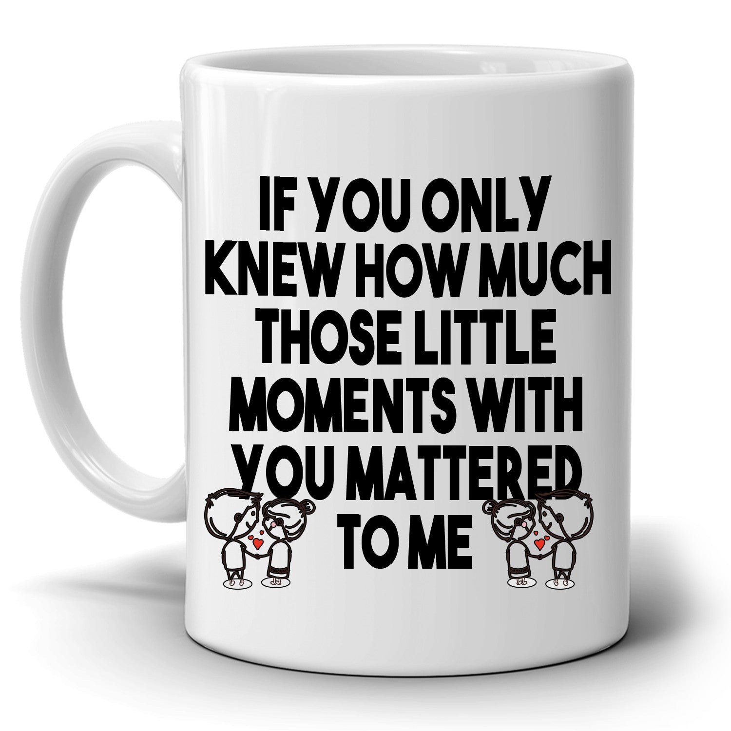 Inspirational Romantic Gifts For Husband And Wife Birthday Anniversary Couple Coffee Mug Printed On