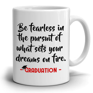 Inspirational Unique College of Law, Teacher, Medical Nurse, PHD Graduation Gifts 2017 Coffee Mug, Printed on Both Sides!