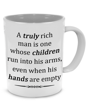 Papa Mug - Gift For Dad, Husband And Grandpa! Coffee Tea Mug 11oz Cup. Unique Gifts For Men! Christmas, Birthday, Father's Day - Stir Crazy Gifts