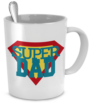 Super Dad - Father Gift Mug