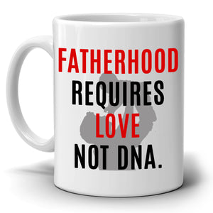 Perfect Dad Papa Daddy Fatherhood Gifts This Fathers Day Coffee Mug, Printed on Both Sides! - Stir Crazy Gifts