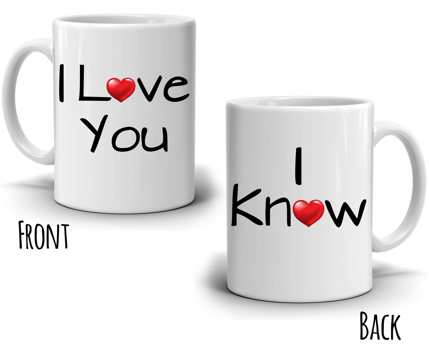 Funny His And Her Couples Bride Groom Engagement Gift Romantic Weddin Stir Crazy Gifts