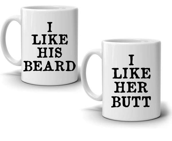 His And Her Gifts For Wedding: His And Her Cute Romantic Gift Mug For Couples I Will Love