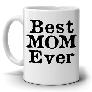Personalized!! Best Mom Ever, Perfect Gifts for Moms Birthday and Mothers Day