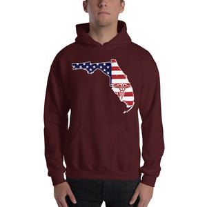 Florida State Nurse Hooded Sweatshirt (Unisex) - Stir Crazy Gifts