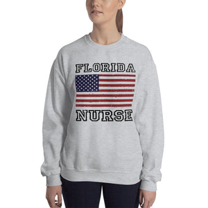 Florida Nurse Women's Sweatshirt