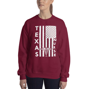 Texas Nurse Sweatshirt