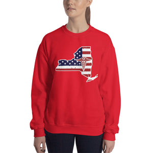 New York State Nurse Sweatshirt