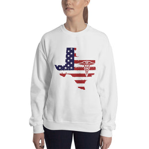 Texas State Nurse Sweatshirt
