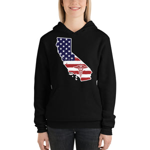 California State Nurse Women's Hoodie - Stir Crazy Gifts