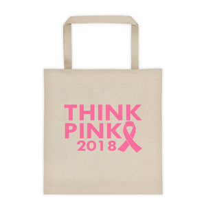 Think Pink 2018 Tote Bag