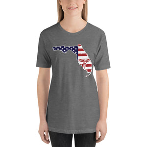 Florida State Nurse Short-Sleeve Unisex T-Shirt