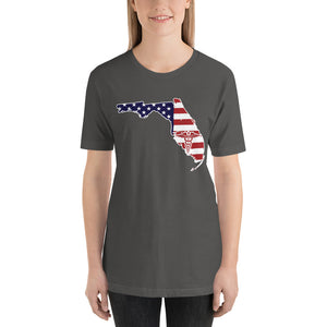 Florida State Nurse Short-Sleeve Unisex T-Shirt - Stir Crazy Gifts