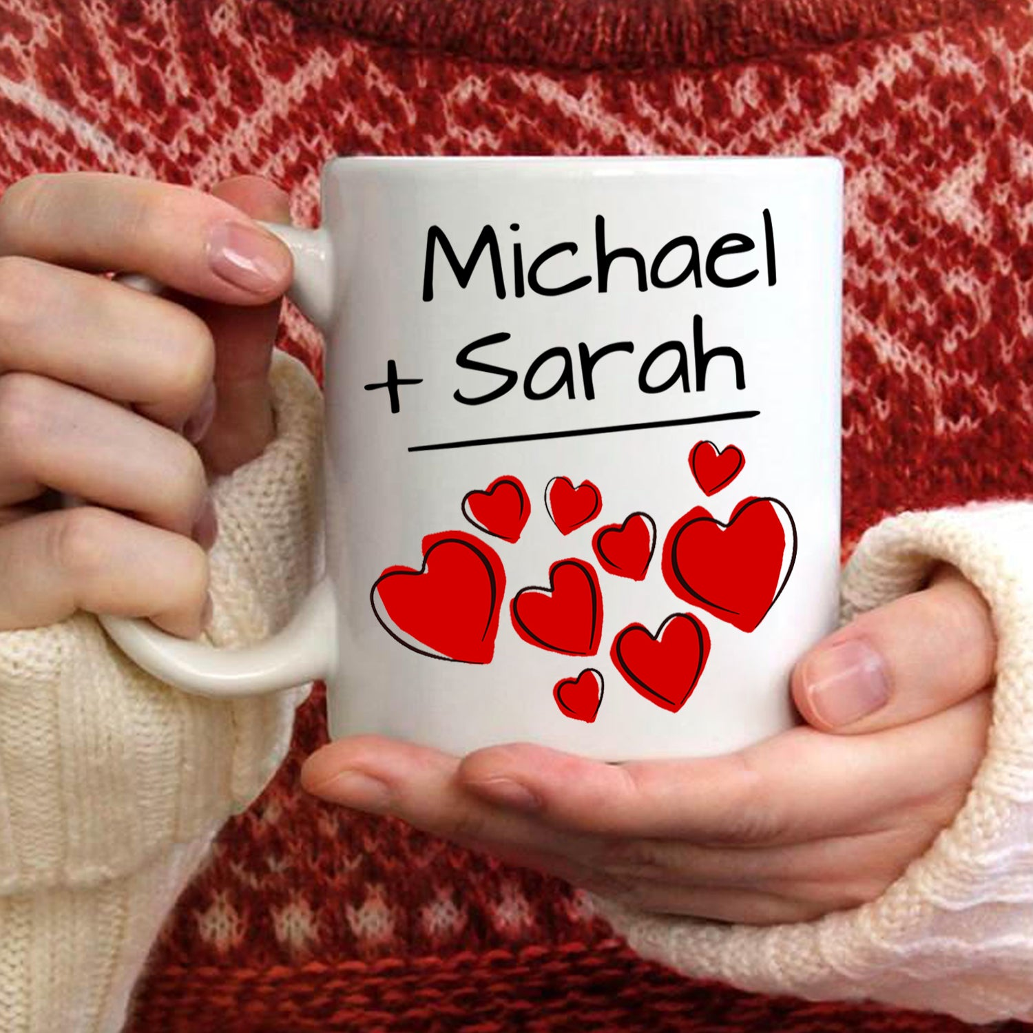 PERSONALIZED COFFEE MUGS - Stir Crazy Gifts