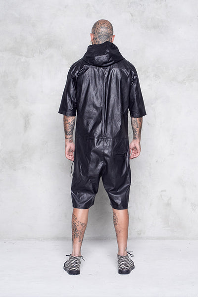 Man jumpsuit Wax