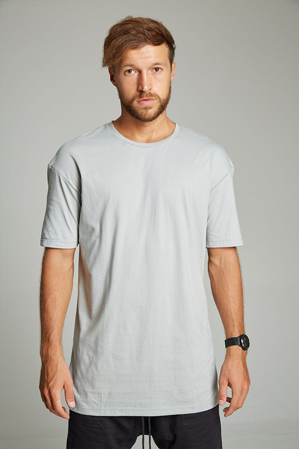 Rugby t-shirt grey
