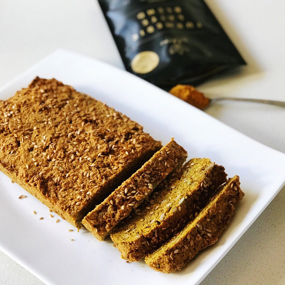 Recipe | The Healthiest Bread You'll Ever Make, Turmeric Spiced Seed Loaf