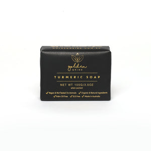 Natural Turmeric Body Soap