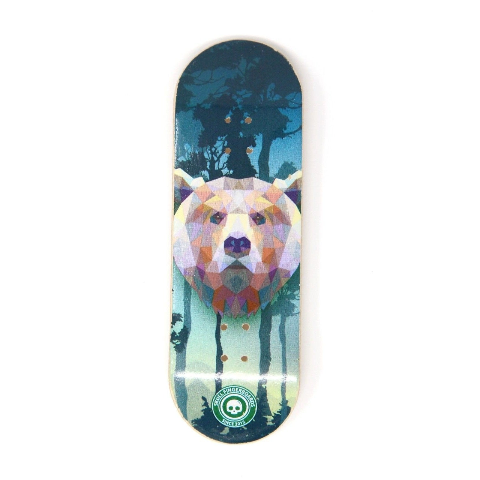 Skull Deck - The Grizzly Bear 32mm