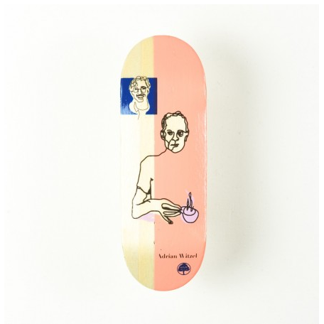 BerlinWood - Adrian Witzel
