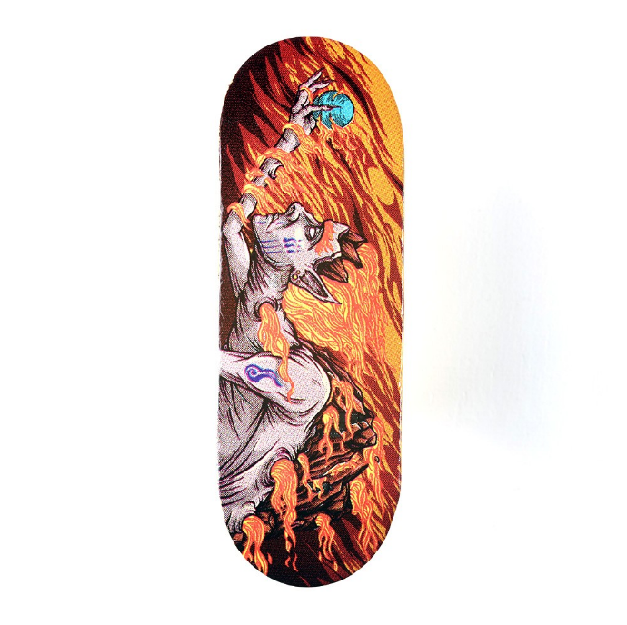 BerlinWood - Bastl Boards Fire