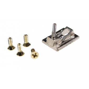 Blackriver Trucks - First Aid Single Baseplate Silver