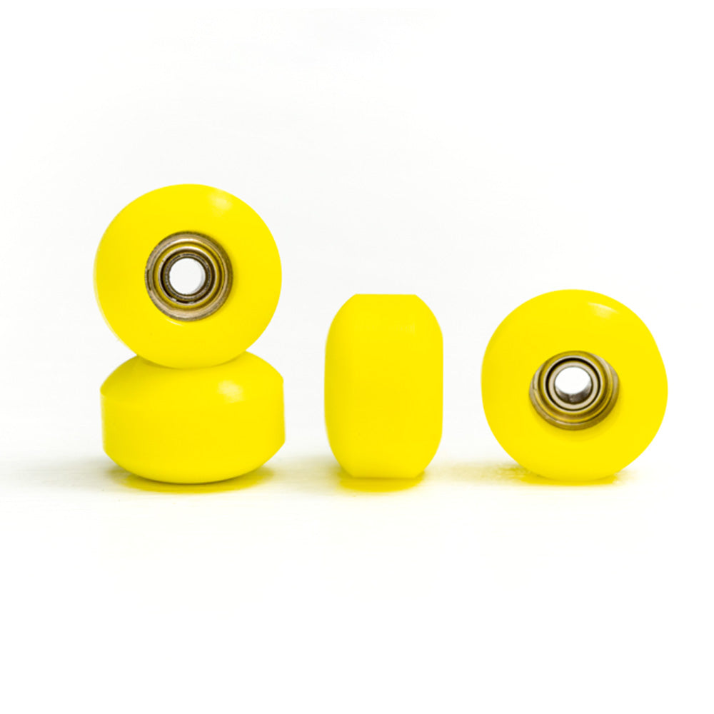 Blackriver Wheels - 'Blank Street' Yellow